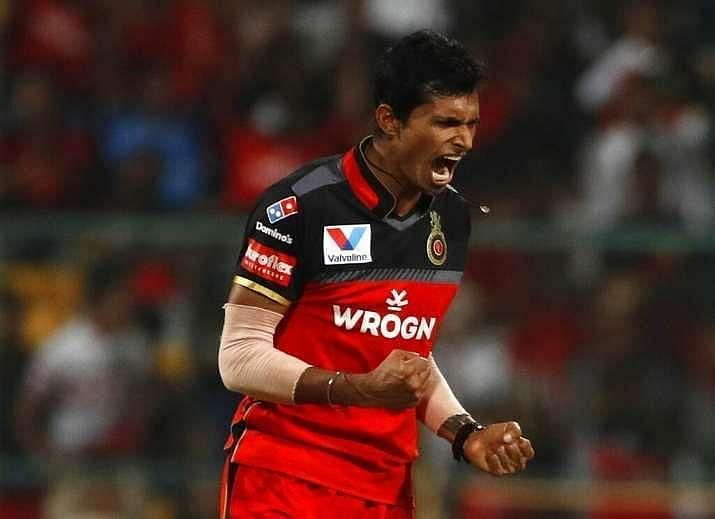 Navdeep Saini is likely to be a key member of RCB