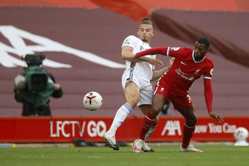 Liverpool vs Leeds United - Premier League