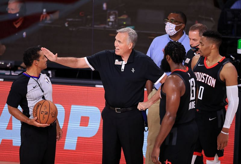 Houston Rockets should consider trying a new system.