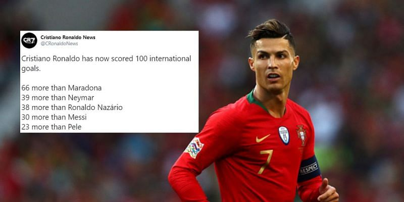 Cristiano Ronaldo is still going strong for club and country