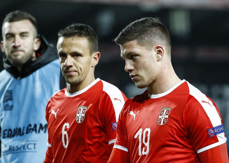 Serbia take on Hungary this week
