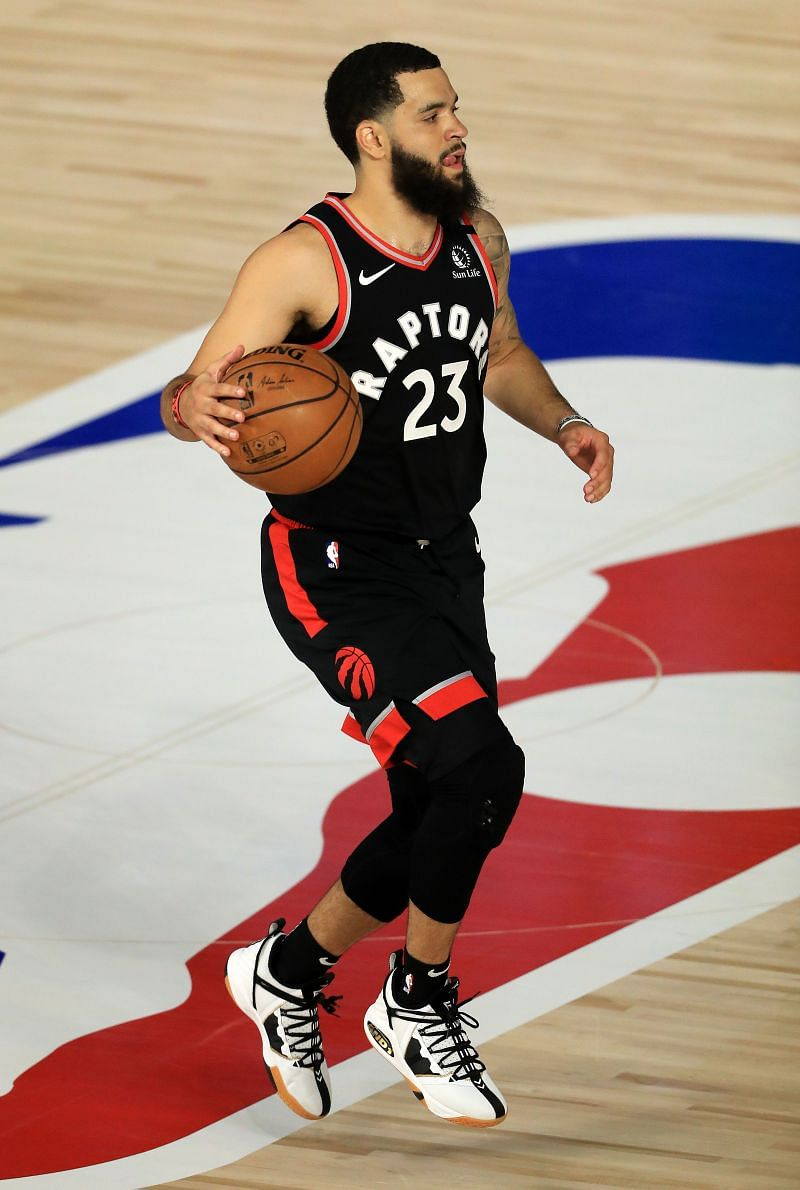 Fred VanVleet played an important role in forcing a game 7 with the Celtics