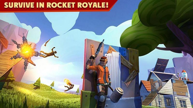 Rocket Royale (Image credits: PocketGamer)