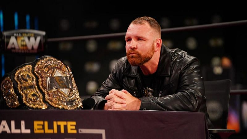 Jon Moxley is the current AEW Champion