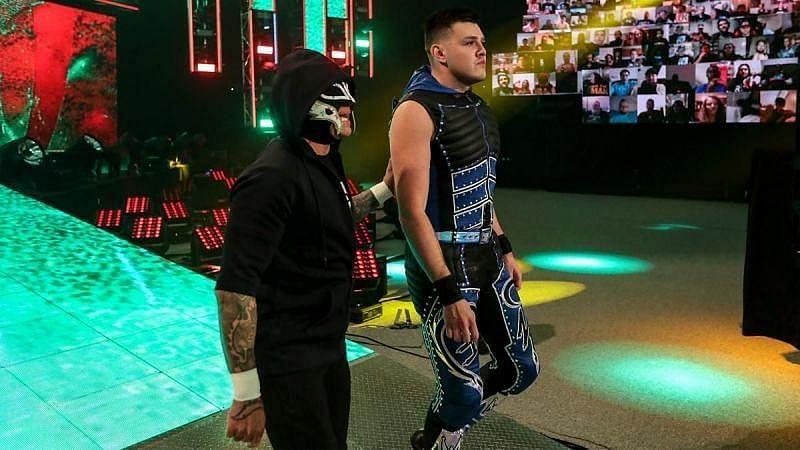 WWE सुपरस्टार डॉमिनिक सबसे युवा WWE सुपरस्टार हैं