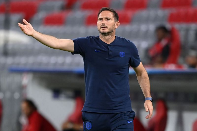 Frank Lampard has been on the lookout for a replacement to current Chelsea goalkeeper Kepa Arrizabalaga