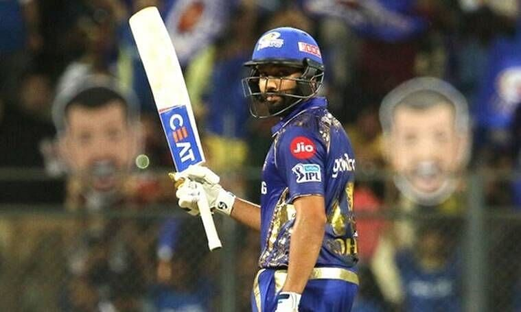 Rohit Sharma will be amongst the points as always