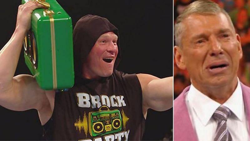 Lesnar/McMahon
