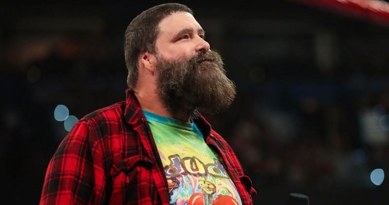 Mick Foley is a legend in WWE and a member of the WWE Hall of Fame
