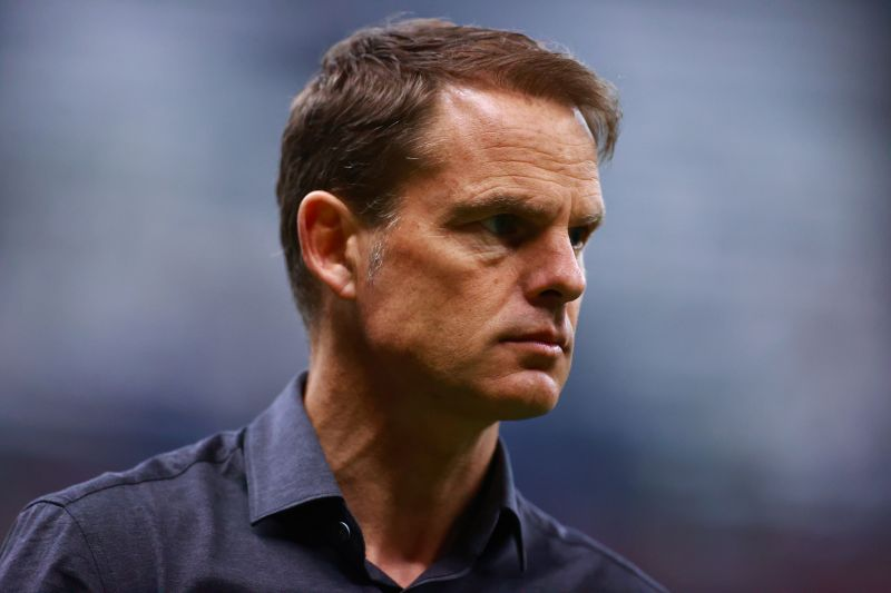 Frank De Boer is in line to become Netherland