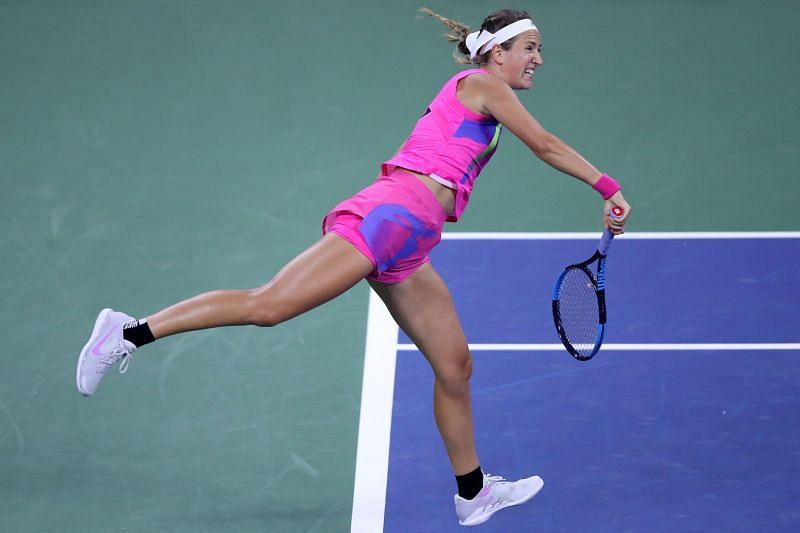 Victoria Azarenka blew Aryna Sabalenka off the court