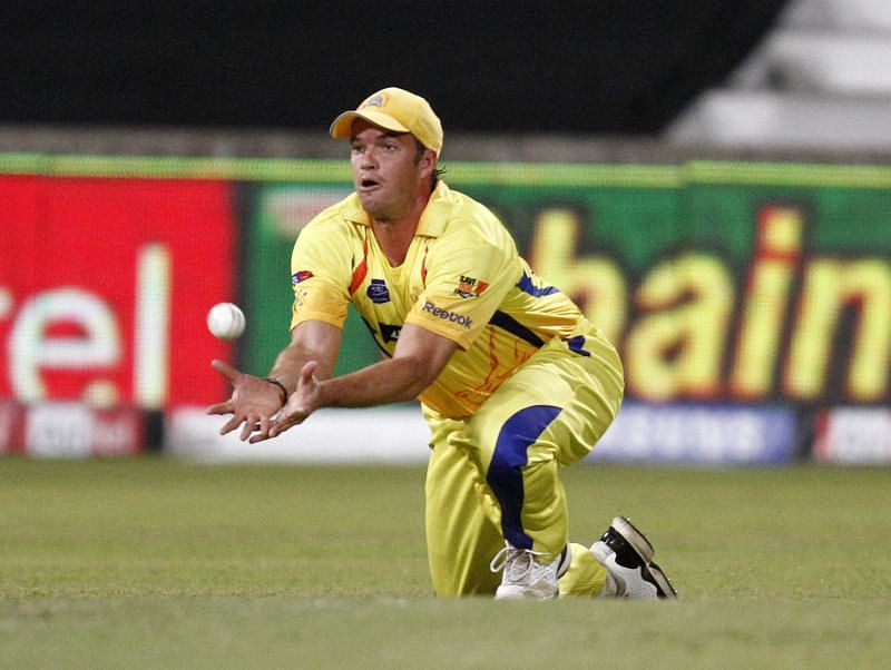 Albie Morkel played for IPL side Chennai Super Kings from 2008 to 2013