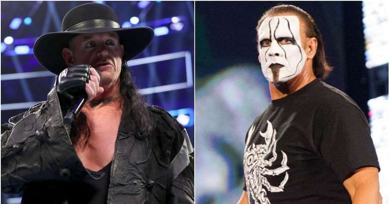 The Undertaker vs Sting is often regarded as one of the biggest dream matchups of all time