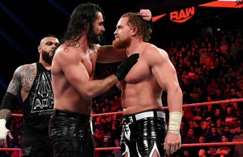 This could be the right time for Seth Rollins and Murphy to go their different paths
