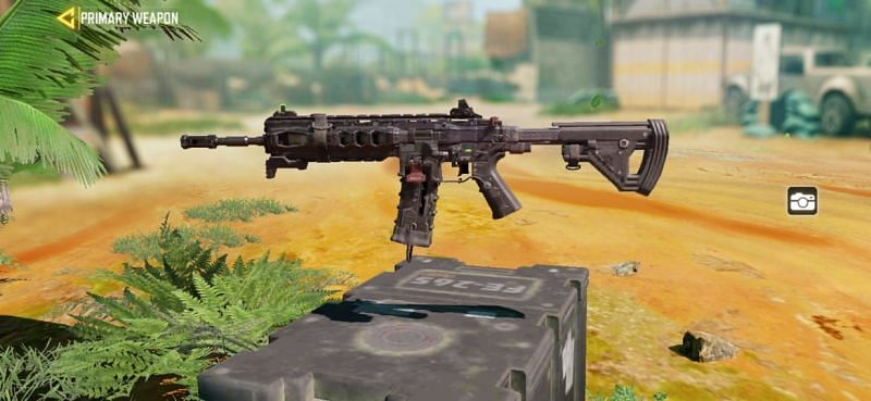 The ICR-1 in COD Mobile