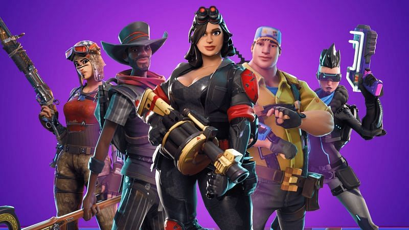 Forttnite is developed by Epic Games