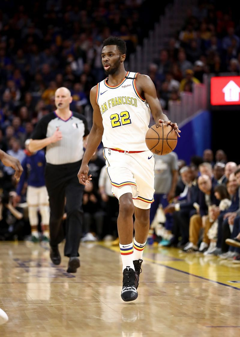 Andrew Wiggins could be a useful player for the Golden State Warriors