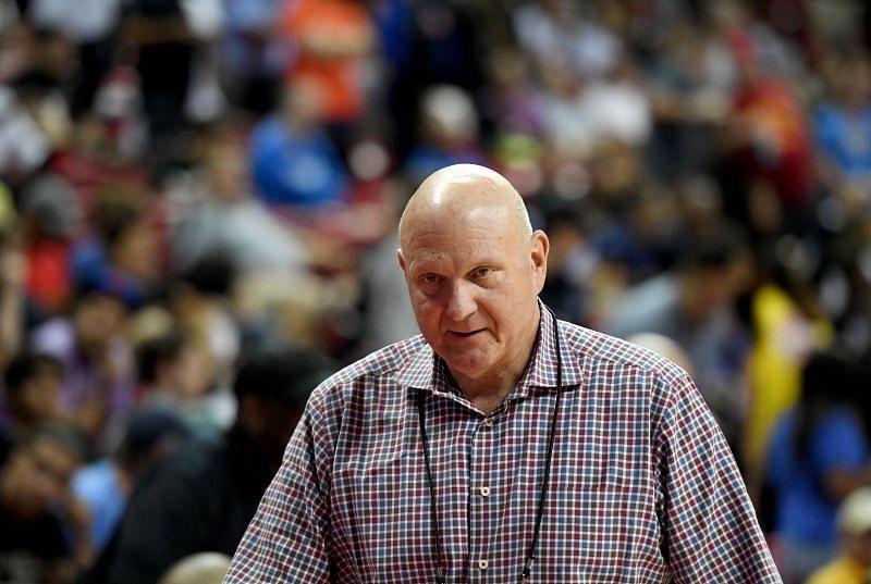Clippers owner Steve Ballmer
