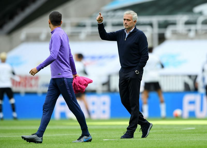 Mourinho finally gets his wish after Tottenham spend in the transfer market.