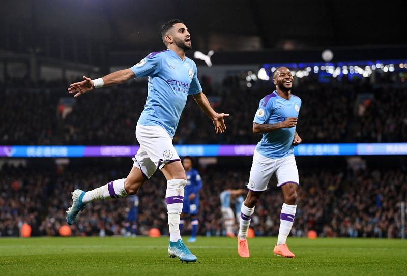 Mahrez is fresh off an impressive campaign with the Cityzens