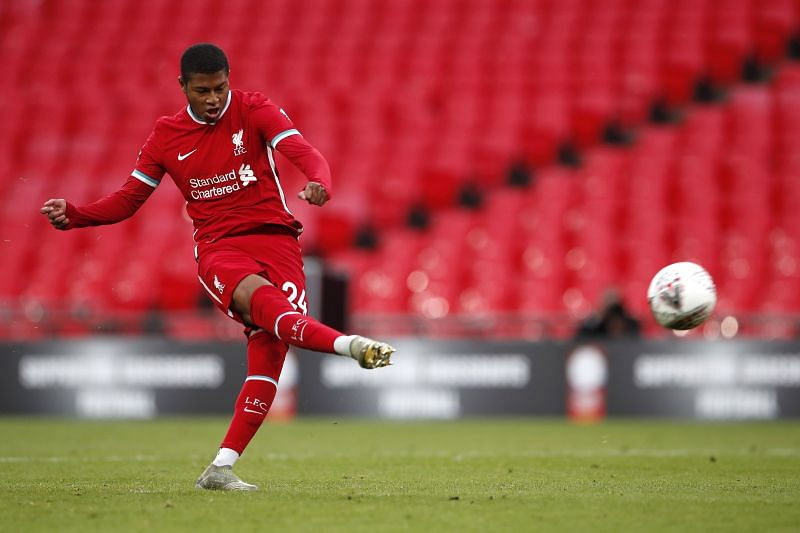 Liverpool striker Rhian Brewster is a wanted man this summer