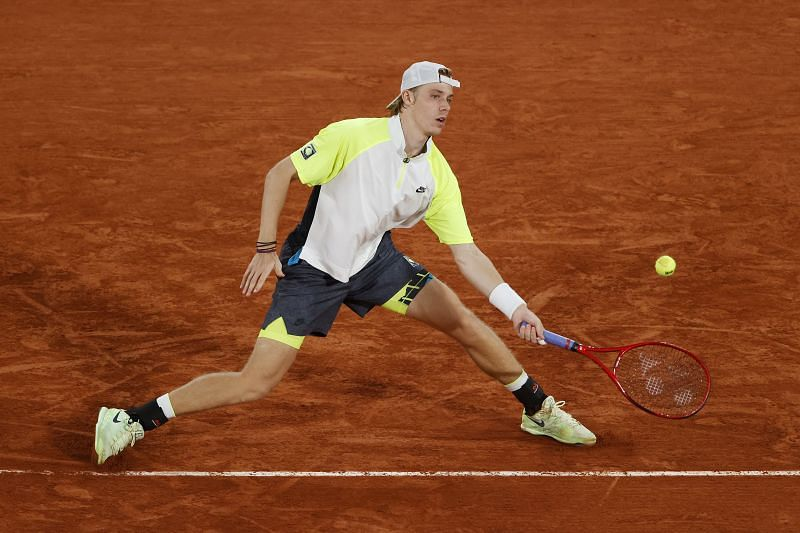 Denis Shapovalov reached the semifinals of the Italian Open in Rome