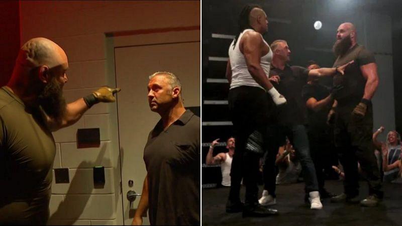 Braun Strowman will be back on RAW Underground next week