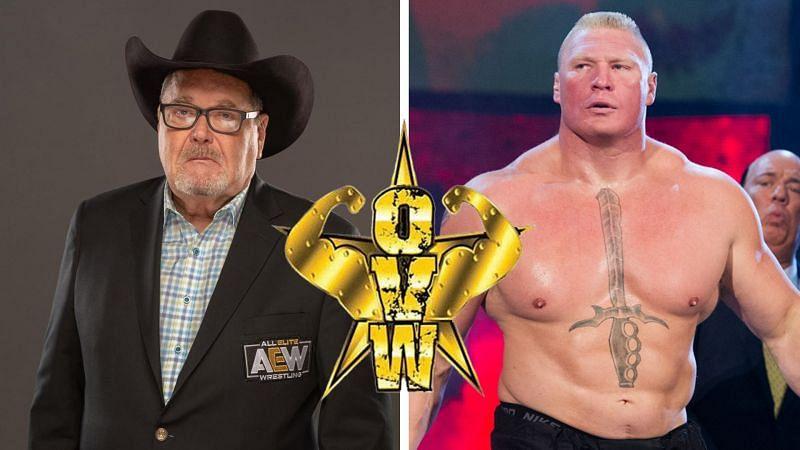 OVW helped train WWE Superstars such as Brock Lesnar