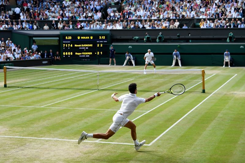 The Evolution Of Novak Djokovic S Forehand Is Sometimes Overlooked Says Prakash Amritraj