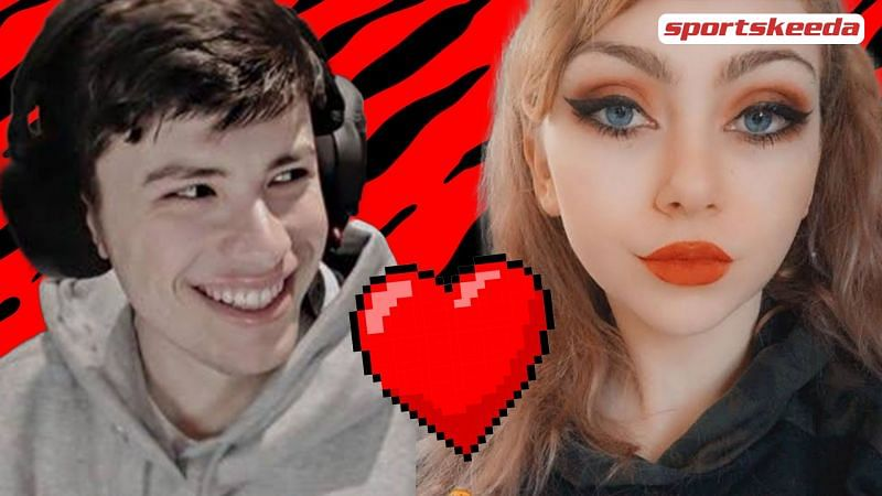 Minecraft played Cupid as JustaMinx and GeorgeNotFound went on a date