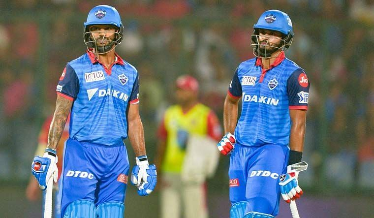 Shreyas Iyer also stated that the experience of senior players like Shikhar Dhawan mattered a lot to him