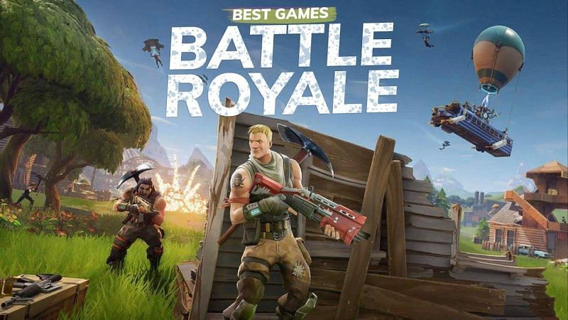 Best battle-royale games for PC. Image: PhoneArena (YouTube).