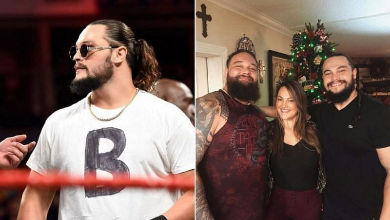 Bo Dallas/Bray Wyatt