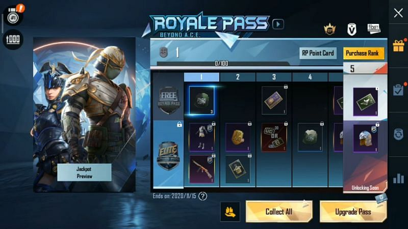 PUBG Mobile Season 15 end date and Season 16 start date