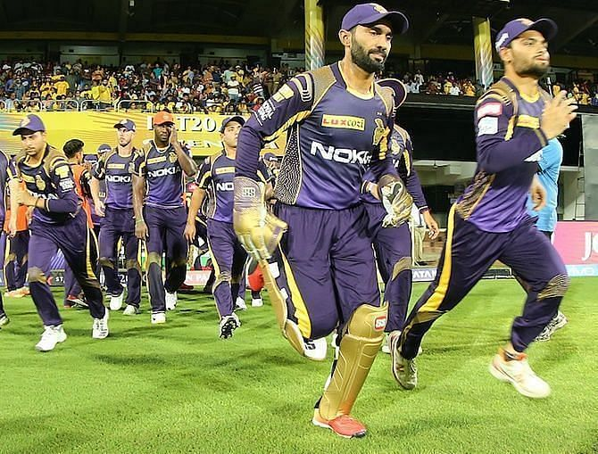 Kolkata Knight Riders will be in search of their third IPL title