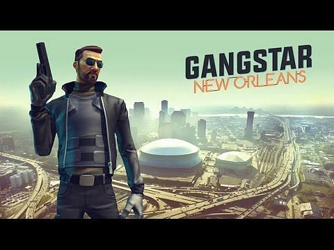 Gangstar New Orleans (Image Courtesy: Pryszard Android iOS Gameplays, YouTube)