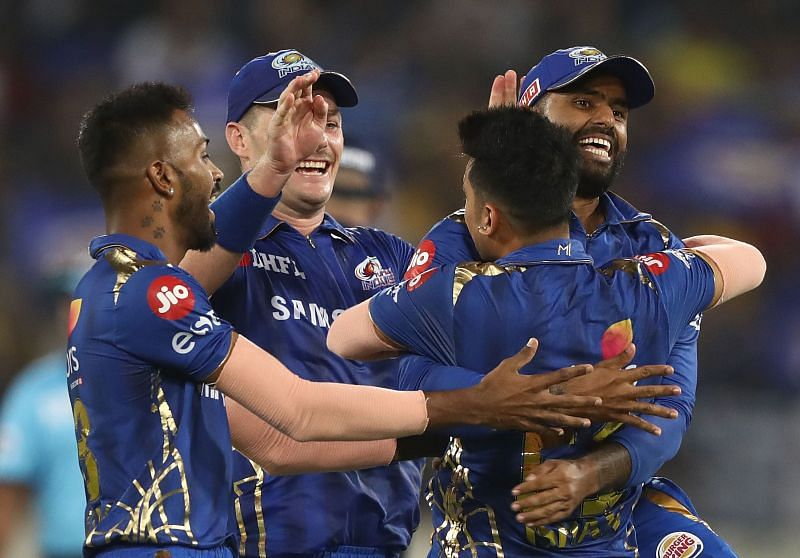 Can Mumbai Indians open their account on the points table tonight?