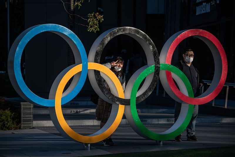 The organizers had to push Olympics and Paralympics to 2021 because of the COVID-19 pandemic