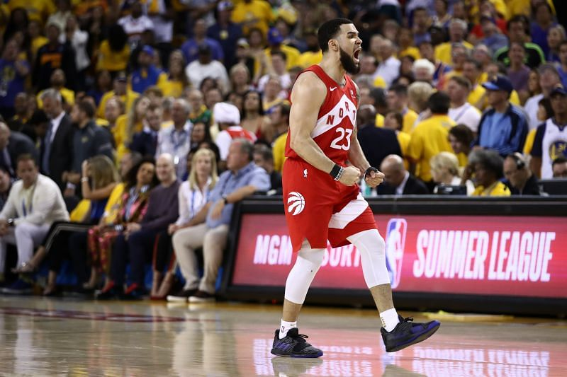 Fred VanVleet is among the top free agents available in 2020 free agency
