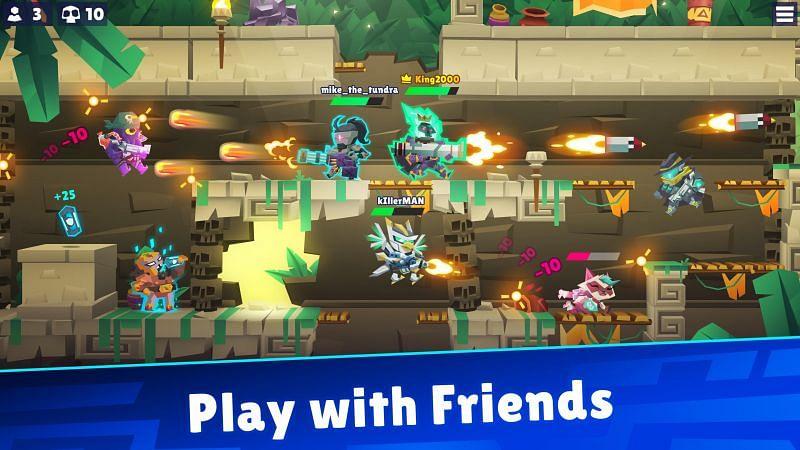 Bullet League (Image credits: APKPure.com)