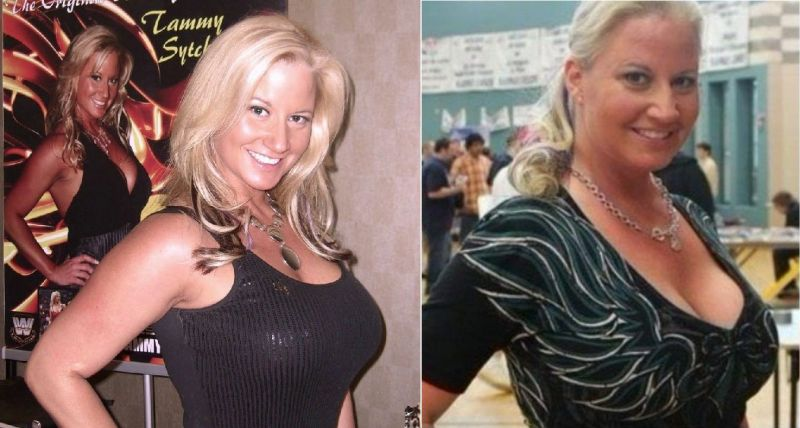 Many former WWE stars have changed dramatically over the years