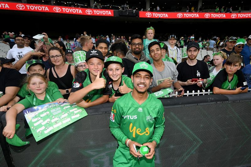 BBL - Melbourne Stars v Perth Scorchers
