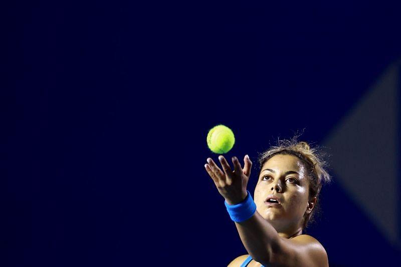 Renata Zarazua at the Telcel ATP Mexican Open 2020