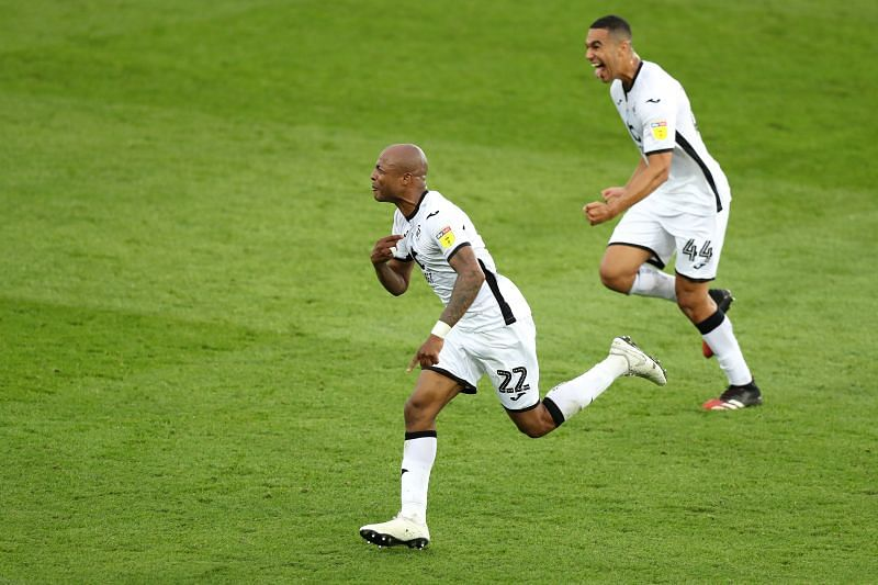 Can Andre Ayew help Swansea to victory over Preston on Saturday?