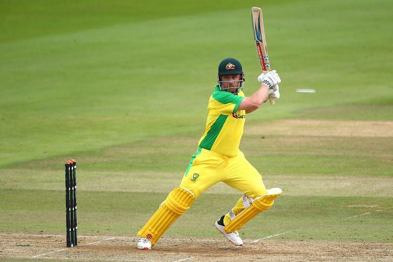 Aaron Finch will lead Australia against England