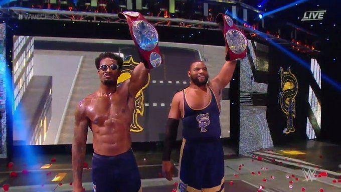 WWE Clash Of Champions 2020: Street Profits retain RAW tag team titles after controversial finish
