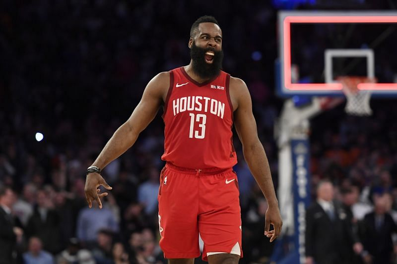 What does the future hold for James Harden and the Houston Rockets
