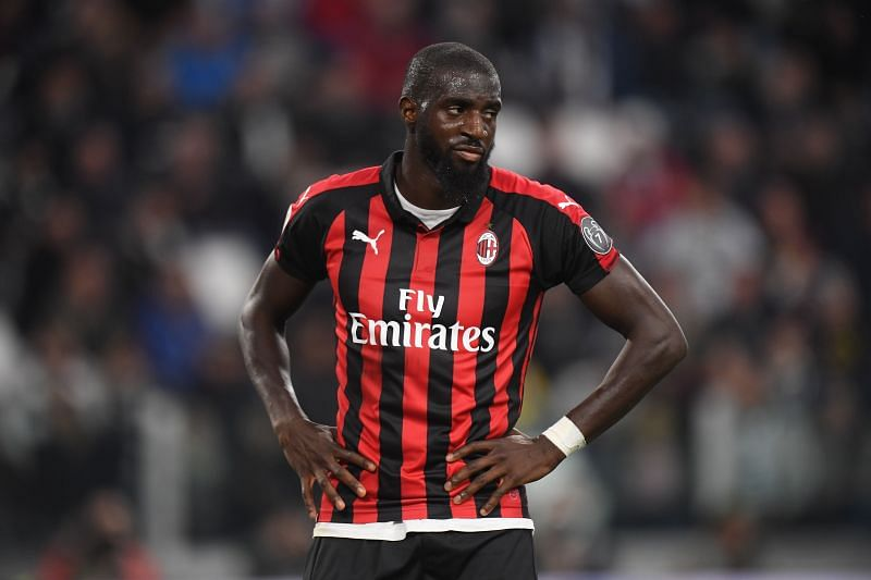 Tiemoue Bakayoko looks set to join AC Milan permanently this summer