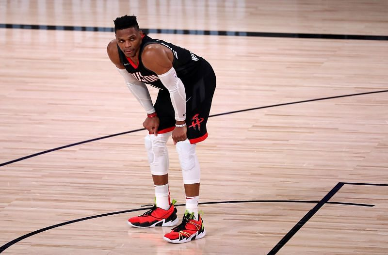 Will the Houston Rockets trade Russell Westbrook this offseason?