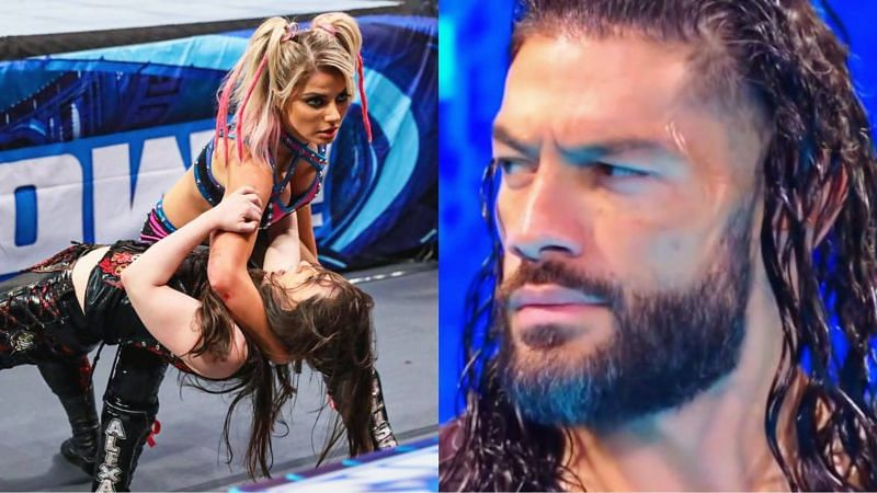 Roman Reigns and The Fiend may clash against each other soon